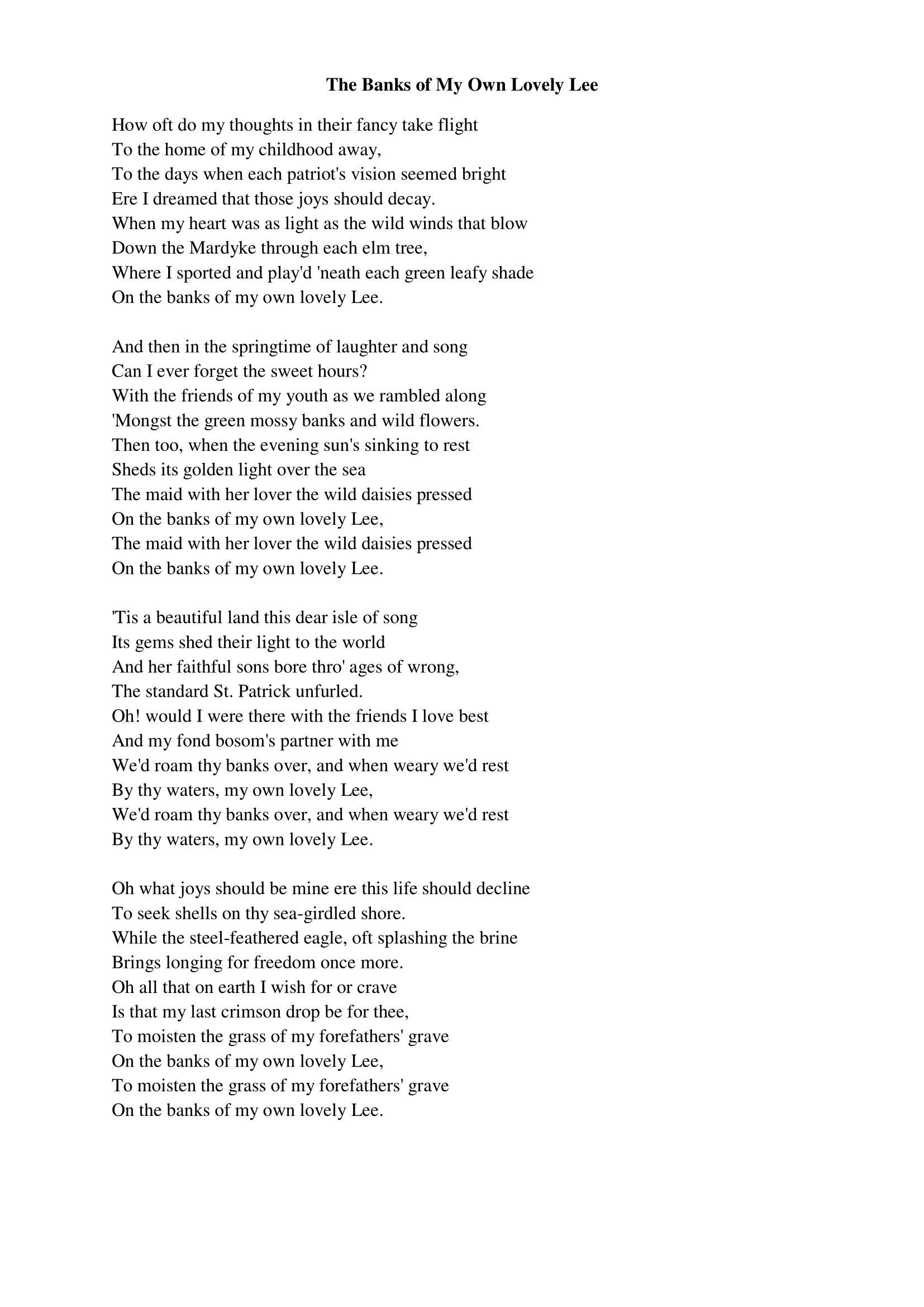 the-banks-of-my-own-lovely-lee-lyrics-1